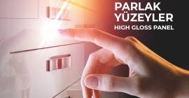 Parlak Yüzeyler - High Gloss Panel
